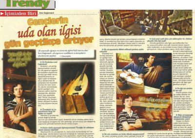 Hurriyet Trendy Magazine