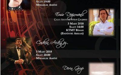 Çalgı Akustiği Atölye Çalışması – ODTÜ Türk Müziği Günleri