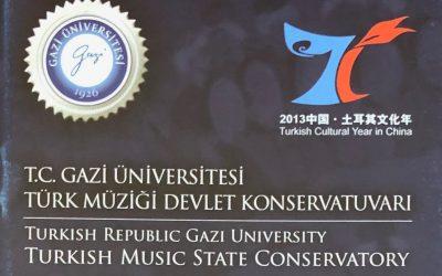 Türk Müziği Çalgıları – Çin Pekin & Şangay