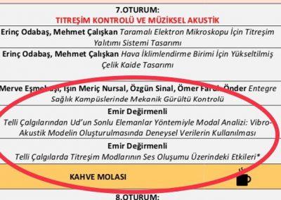 emir-degirmenli-13th-National-Congress-and-Exhibition-Acoustics-Turkish-Ac